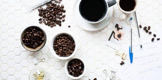 Koffieproeverij bij Delo óf op locatie