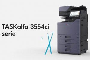 Kyocera Taskalfa A3 kleuren multifunctional